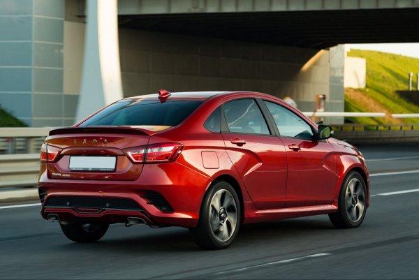 «Это точно русская машина?»: Впечатления владельца Toyota Camry после LADA Vesta Sport