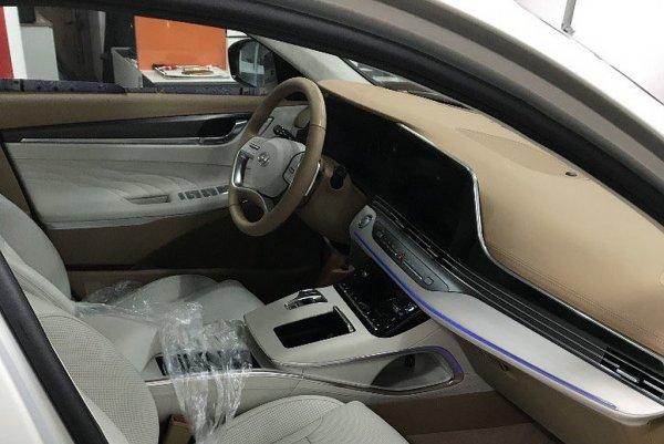 «Камри», беги с села! В 2020 году представят новый премиальный седан Hyundai Grandeur