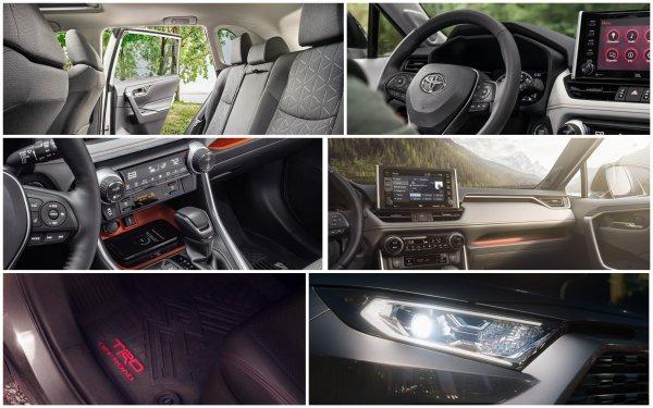Машина для жизни, а не для «качества пластика»! Тест-драйв Toyota RAV4 2020 российской сборки