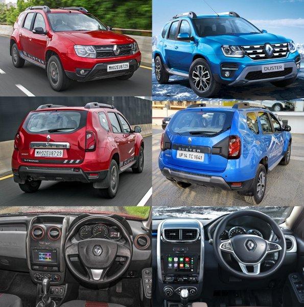Индийский Renault Duster в 2020 году может приехать в Россию