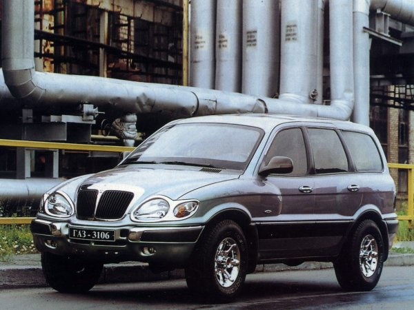 Как на «ГАЗе» конкурента Toyota Land Cruiser Prado создавали