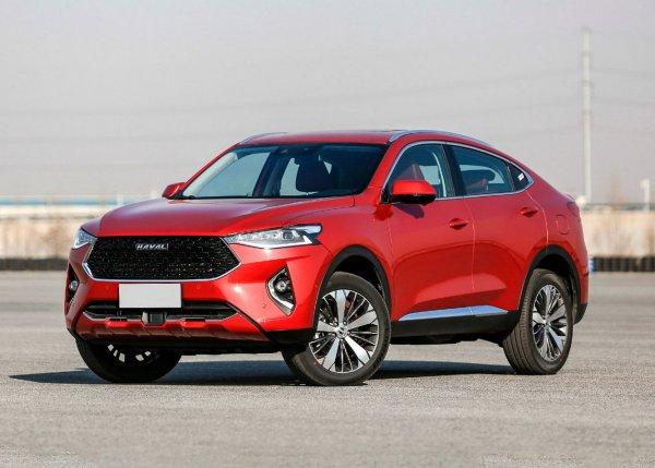 Этот «китаец» гнить не будет: Почему Haval F7x дороже Renault Arkana – блогер
