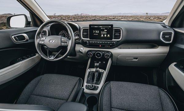 Конкурент «Креты» по цене «Гранты»: Россияне предвкушают выход на рынок Hyundai Venue
