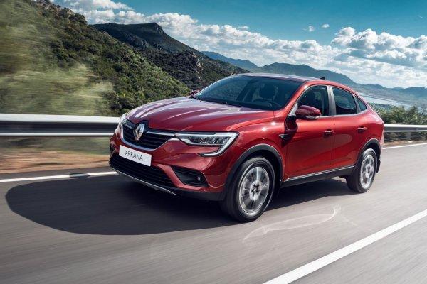 Превосходство китайского автопрома над французским? Сравнение Haval F7x и Renault Arkana