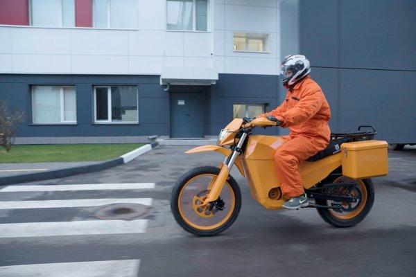 «Уничтожьте образец и не позорьтесь»: Электромотоцикл ИЖ «Пульсар» – когда концепту стоит оставаться концептом