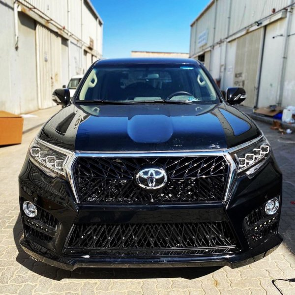 «Боксёр в балетной пачке»: В сети прокомментировали тюнинг Toyota LC Prado 150 – ты «Камрюха» или «Прадик»?
