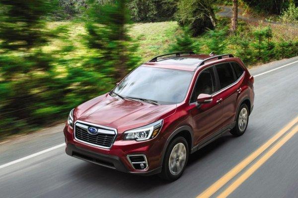 Лесник идёт за медведем: Subaru привезёт обновленный Forester в Россию, чтобы «убить» Skoda Kodiaq