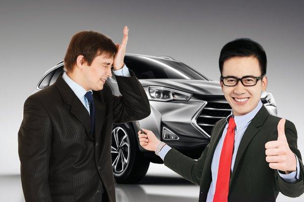 Чем беднее страна, тем больше китайских брендов? JAC S7 не успел доехать до России, а уже вызывает недовольства