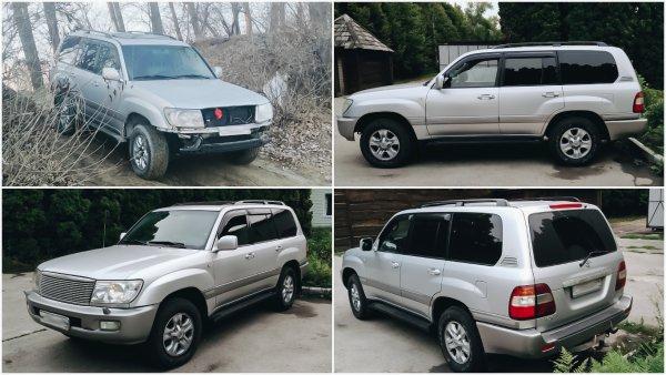 Когда финансы поют романсы, а «Крузак» всё равно хочется: Что будет, если взять 12-летний Toyota Land Cruiser 100 и «перекроить» под себя