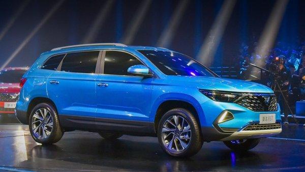 Вместо Karoq бы – в самый раз: Volkswagen Jetta VS7 – качественный SUV за миллион рублей