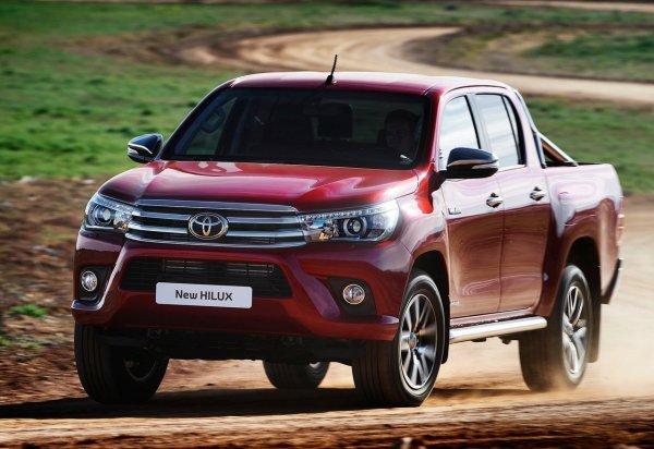 Китай только набирает обороты: Toyota Hilux, Mitsubishi L200 и УАЗ «Пикап» остаются лидерами сегмента