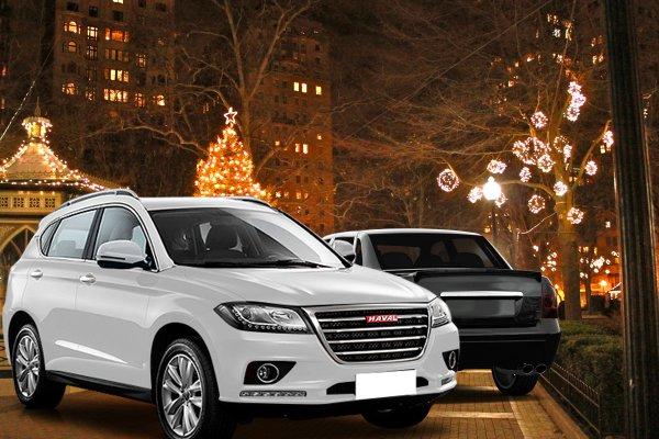 В новый год с новым лидером: Российские дилеры Haval «наваляли АвтоВАЗу»