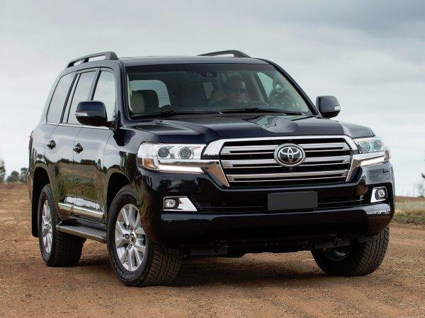 Прощай, V8: Почему Toyota Land Cruiser 300 разочарует фанатов?