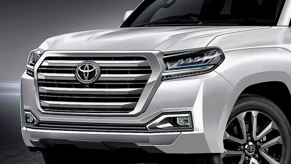Настоящий подарок для поклонников: Toyota Land Cruiser 300 станет «злее» своих конкурентов