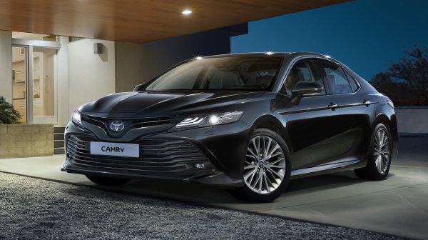 Разные души в одном теле: Главные отличия Toyota Camry XV70 «Американки» и «Европейки»