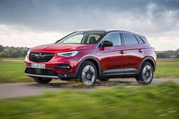 Opel продолжает навязываться: Количество моделей для российского рынка увеличилось до шести