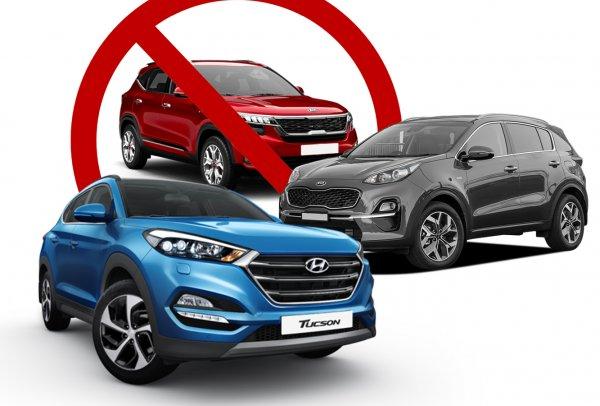 «Корейцы вообще подурели?»: Почему лучше купить Hyundai Tucson или KIA Sportage – россияне в шоке от цены на KIA Seltos