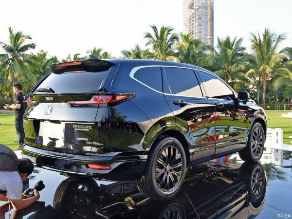 «Спортейдж» и «Тусан» вышли в минус: Новый Honda Breeze в Китае пользуется ажиотажным спросом - неплохо бы в Россию такой автомобиль привезти