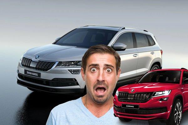 Прощай, Мишка? Skoda Karoq может лишить автомобилистов дешевых «Кодиаков»