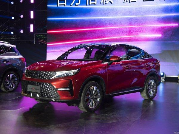 Как «Аркана», только не мыльница: «Китаец» GAC GS4 оставит не у дел французское купе