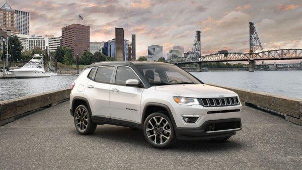 Идеал для бездорожья: Jeep Compass 2020 способен передвигаться в любых условиях – «Прадики» и «Хавейлы» так не смогут