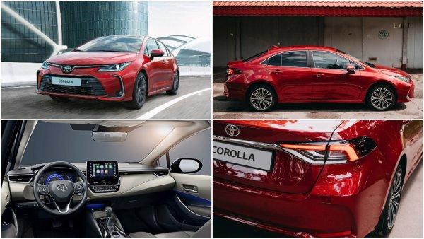 Нет шансов против «ВАГа»? Обновление не спасёт: Toyota Corolla теряет фанатов
