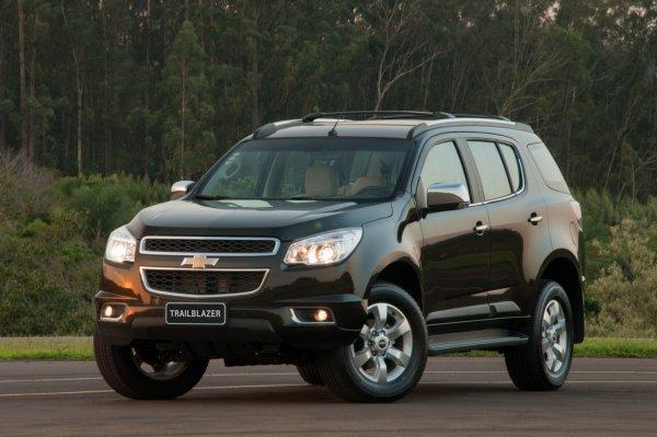 Между УАЗ «Патриот» и «Прадо»: Чего ждать от Chevrolet TrailBlazer 2 c пробегом