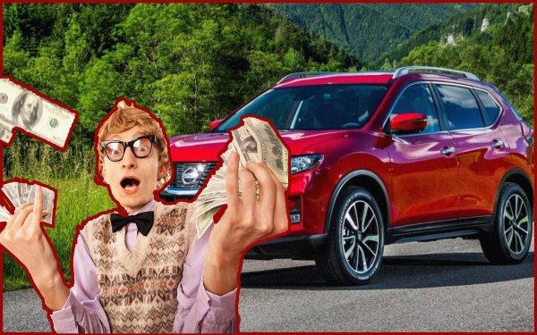 «Классика жанра» или в чём виноваты японцы: Nissan X-Trail за 1,5 миллиона развалился на глазах у автомобилиста