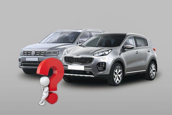 Немецкая роскошь против корейской вычурности: Почему KIA Sportage в подметки не годится Volkswagen Tiguan