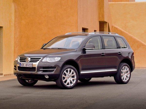 Лучше уж взять «Весту»: Почему не стоит покупать Volkswagen Touareg первого поколения?