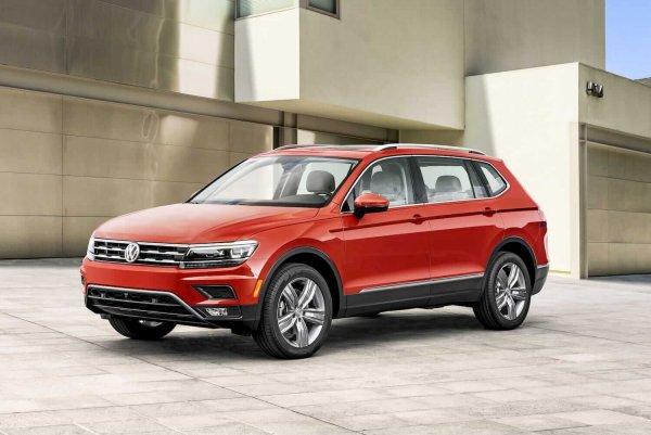 Лучше б Mazda CX-5 купил: Почему брать Volkswagen Tiguan с мотором 1.4 TSI – максимально плохая идея