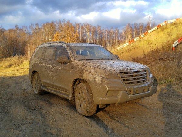 Haval H9 «поваляли в грязи»: Проверка проходимости для наших дорог