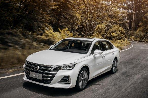 Премиум по-китайски: Элегантный GAC Trumpchi GA6 2020 отберет клиентов у Toyota Camry