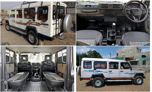 Новый «Крузак» за 1 млн рублей? А может собачья будка на колёсах? – Обновлённый внедорожник Force Trax Cruiser не оценили в сети