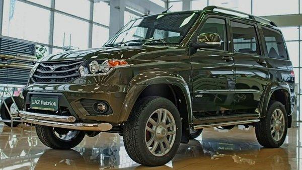 «Веста» же смогла, сможет и УАЗ! Серийный «Русский Прадо» не оставит шансов Toyota Land Cruiser 120