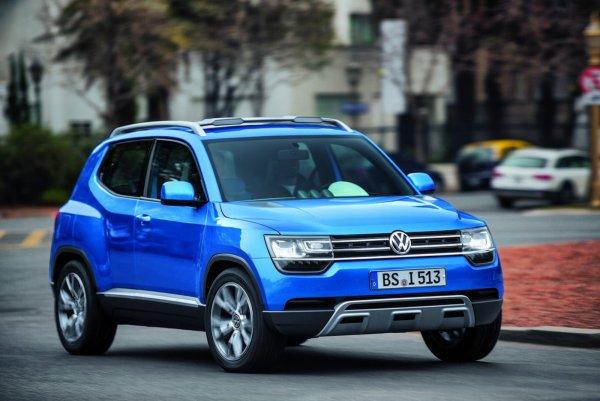 Немецкая новинка для людей: Бюджетный кроссовер Volkswagen Taigun за 1 млн может приехать в Россию