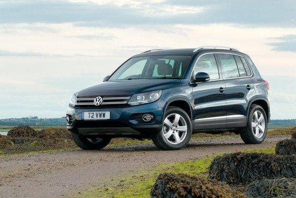 Дюймовочка в царстве великанов: Почему у Volkswagen Tiguan нет конкурентов – безоговорочно лучший авто в сегменте