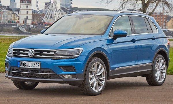 Игра не по правилам: Новый Volkswagen Tiguan намерен «взорвать» сегмент среднеразмерных SUV