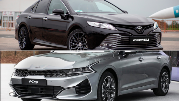 Toyota испугалась? И правильно! Toyota Camry вслед за KIA Optima K5 станет полноприводной не только для Японии
