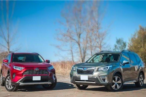 Эпическое унижение «Рафика»: Стоило сравнить Subaru Forester с Toyota RAV4, чтобы понять, кто действительно переоценён