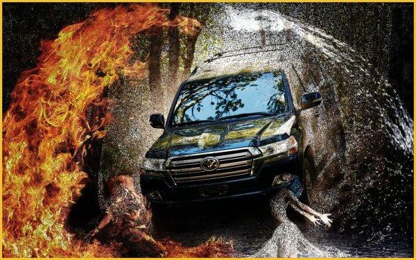 И в огонь, и в воду! Toyota Land Cruiser не боится даже пробега в 300 тысяч километров. Почему конкурентам «не переплюнуть» легенду?