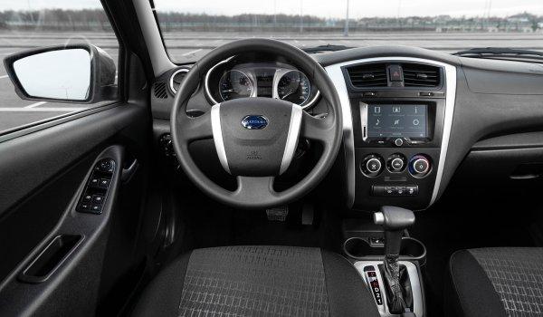 Достойный конкурент «Гранты»: Корейский седан Datsun on-DO пережил обновление и готов к покорению рынка