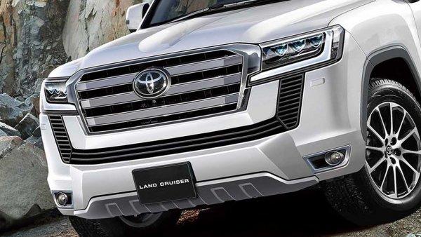Легче, экономичнее и быстрее: Новый Toyota Land Cruiser 300 «разнесёт» Range Rover и Mercedes GLS – автолюбители уже ждут в России
