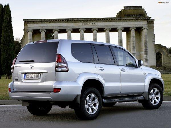 Штраф-стоянка, привет: Как можно «залететь» при покупке Toyota Land Cruiser Prado 120 на «вторичке»