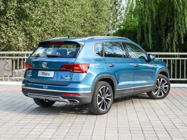 Не успел взять «Тигу» сейчас – возьми «Тару» в конце года: Сможет ли новый Volkswagen Tharu 2020 покорить российский рынок?