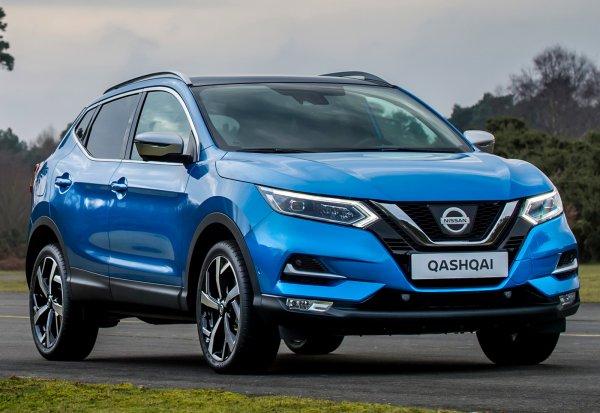 В полку «уродов» пополнение: Рестайлинговый Qashqai может стать похожим на Nissan Juke