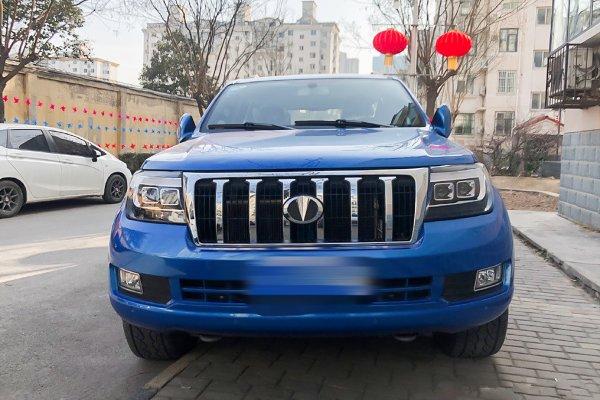«АвтоВАЗу» нужно брать пример: Почему китайская копия «Крузака» Hentigan L4600 имеет все шансы на успех