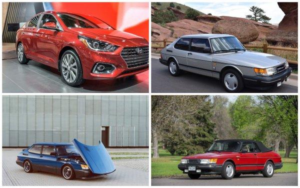 «Сабака – это лучшая марка авто в мире»: Эксперты признали в Saab 900 конкурента Hyundai Solaris, а ведь он герой 20 века