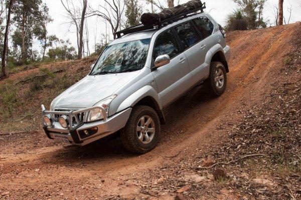 Безысходность и неотвратимость: Как купить дизельный Toyota Land Cruiser 120 и горько пожалеть