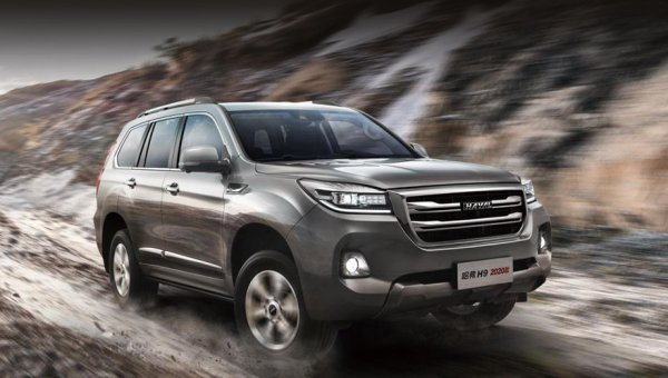 Китайский премиум только внешне хорош: Почему вместо Haval H9 лучше купить Toyota Land Cruiser Prado, несмотря на цену